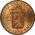Buy Netherlands Gold 10 Guilder Coin l Chards - From £302.31