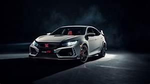 2017 Honda Civic Type R 4k Wallpaper