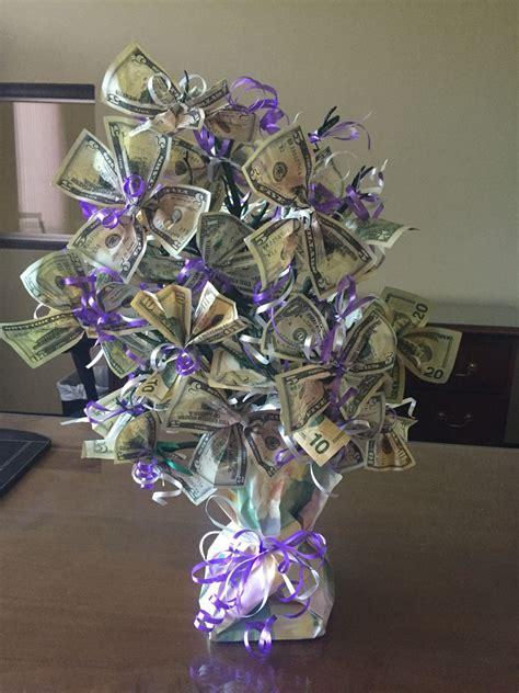 money tree bridal shower ideas