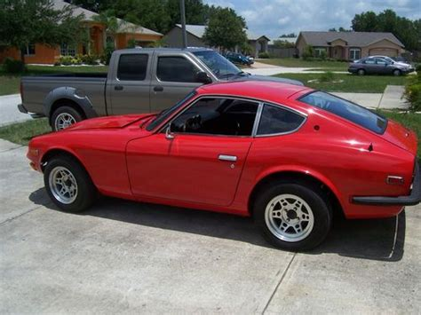 S30 Datsun by Sell Used Datsun 240z S30 In Lakeland Florida United States