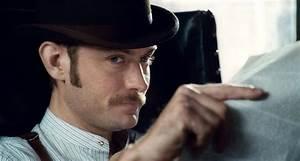 Sherlock Holmes - Jude Law aka Dr Watson, Interview