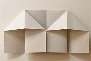 Origami Maison En Papier : comment faire une maisonnette origami cabane id es ~ Zukunftsfamilie.com Idées de Décoration