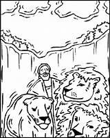 Daniel Den Coloring Lion Pages Lions Domain Royalty Lionden Popular Coloringhome Materials sketch template