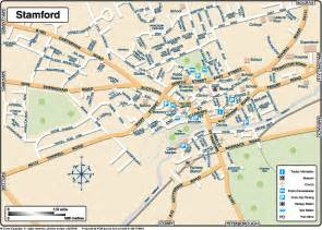 Street Map Stamford Connecticut