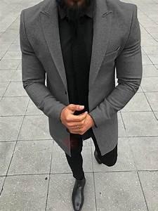 Costume Décontracté : veste homme longue costume unie slim d 39 affaires ~ Louise-bijoux.com Idées de Décoration