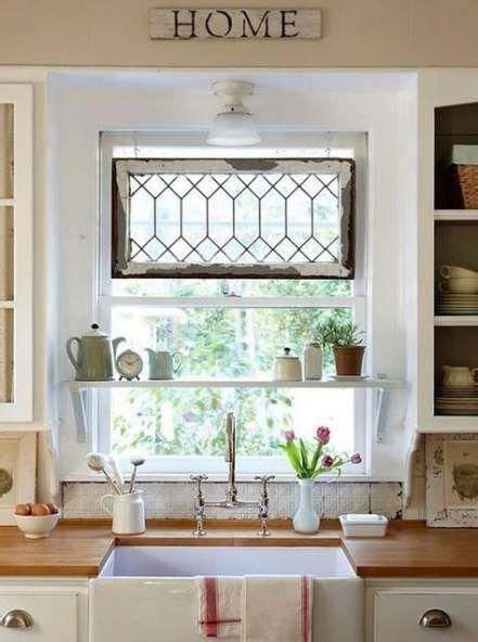 16+ Engaging Kitchen Valance Ideas Over Sink