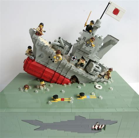 Lego Sinking Ship war lego a site about new and cool lego s
