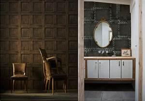 Papier Peint Trompe L Oeil Brique : papier peint des murs qui ont du style martine ~ Premium-room.com Idées de Décoration