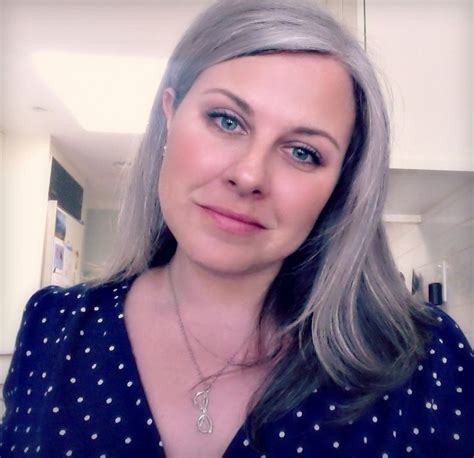 gray hair styles hairstyles 17 best images about going grey on uggs gray 1430