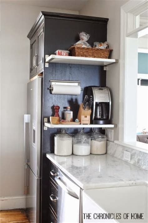 creative storage ideas  give  kitchen