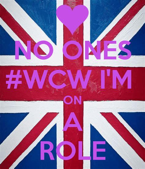 No Ones Wcw Meme - no ones wcw i m on a role poster samantha melo keep