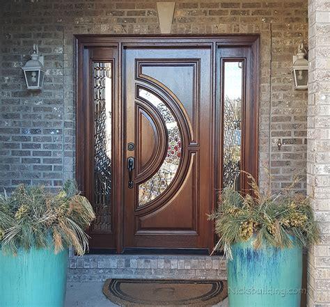 door with sidelights contemporary exterior doors modern exterior doors
