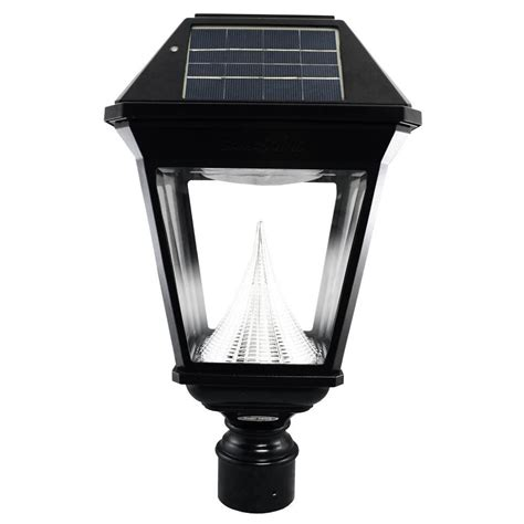 outdoor solar l post hsn solar lights solar l post lights outdoor hsn l