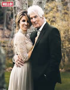 richard gere insists hes  luckiest man   world