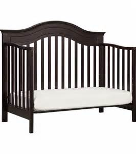 babyletto brook 4 in 1 convertible crib toddler bed conversion kit java