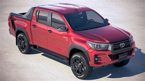 Revo Image by Toyota Hilux Revo 2018