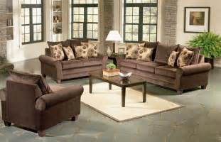 modern livingroom sets viva chocolate living room set sofas