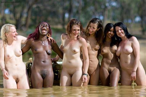 hairy girls swim team