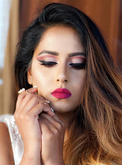 abh modern renaissance palette inspired cut crease makeup