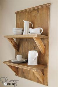 Check Out My Easy DIY Shelf Made from Reclaimed Wood