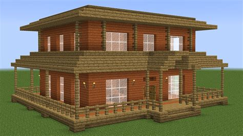 Wooden House Tutorial 2