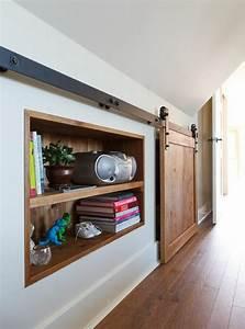 decoration niche murale bois With decorer un mur exterieur 7 idees pour decorer un salon avec des meubles de rangement