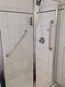 Grab Bars Ada Shower Stall — Home Ideas Collection : Ada