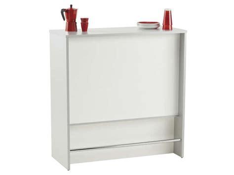 meuble haut cuisine blanc meuble haut cuisine but 4 el233ment bar spoon blanc