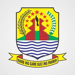 logo kabupaten cirebon cdr file coreldraw