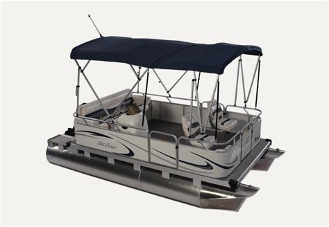 Gillgetter Pontoon Boats by Research 2009 Gillgetter Pontoon Boats 715 Fish N