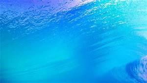 ocean, waves, in, blue, wallpapers