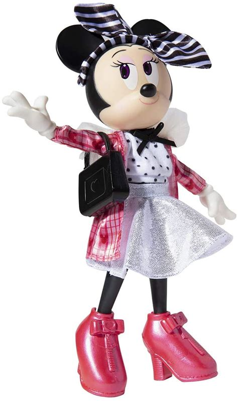 disney minnie mouse sollectible fashion doll advent calendar youloveitcom