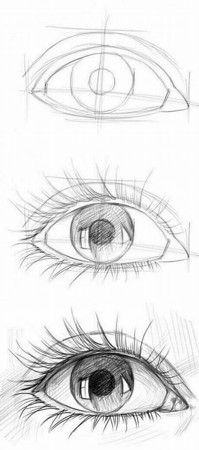 Ojos Dibujar