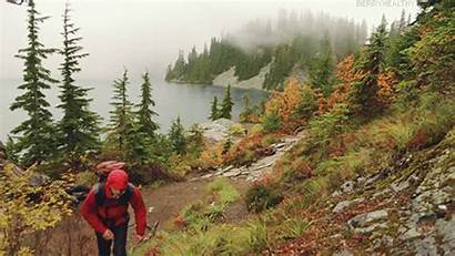 Hiking Hike Gifs Backpacking Trail Outdoors Natural