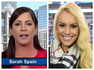 Fox Reporter Britt McHenry and ESPN's Sarah Spain Get in ...
