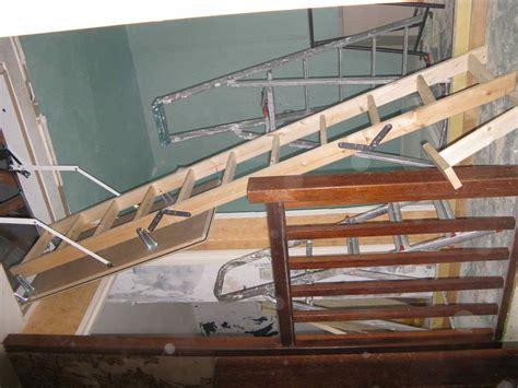 escalier escamotable grande largeur zhitopw