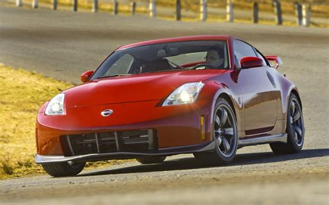 nissan 2008 car 2008 nissan 350z nismo widescreen exotic car wallpapers
