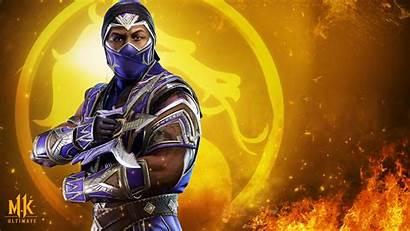 Mortal Kombat Rain Wallpapers 4k Ultimate Games