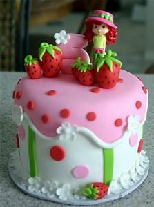 Strawberry Shortcake Cake   Strawberry Shortcake Cake ...