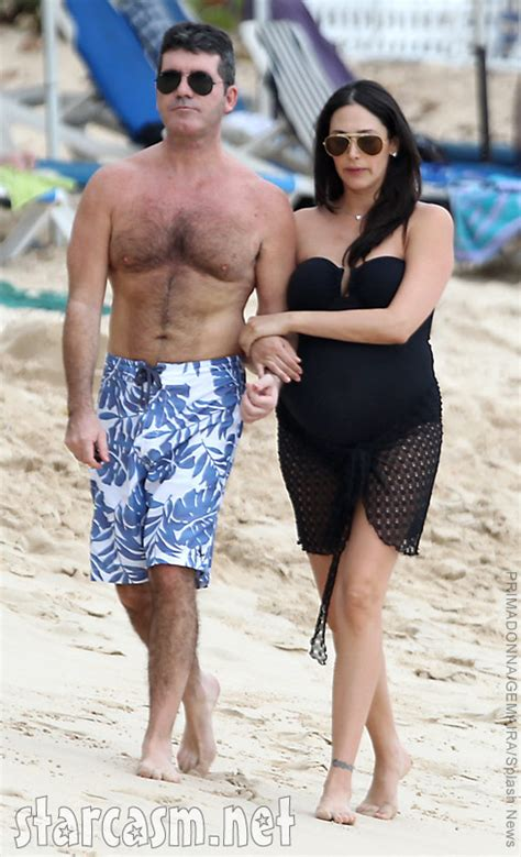 paul simon swimsuit photos lauren silverman pregnant in a swimsuit with simon