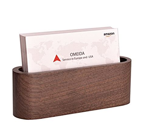 business card holder for desk maxgear wood business card holder for desk business card