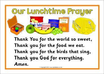 lunchtime prayer posters sb1609 sparklebox beginning 111 | 9932ea14a566e1bb957f9e5c23cf9ef8