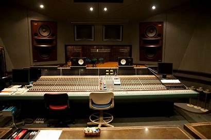 Recording Studio Control Neve Vr Studios Center