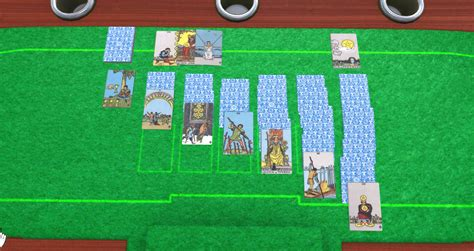 rider waite tarot deck and cards at tabletop simulator nexus mods and community