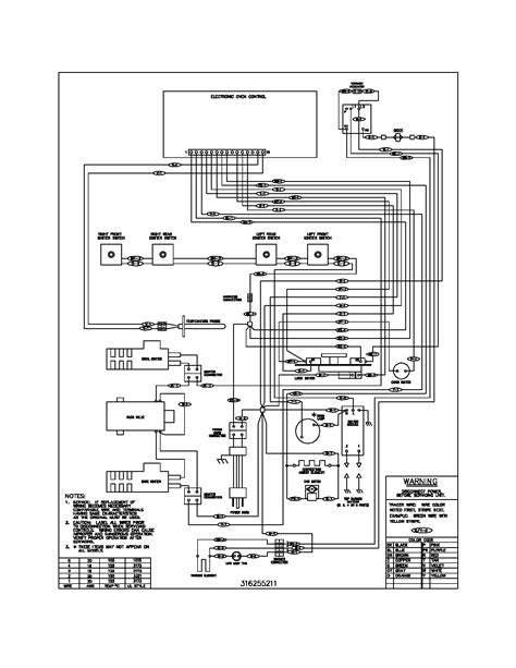 Indesit Refrigerator Wiring Diagram by Frigidaire Plgf389ccc Gas Range Timer Stove Clocks And