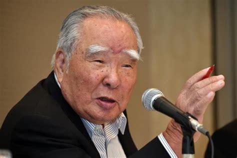 Suzuki Osamu by Suzuki Chairman Tells Indian Vendors To Stop Investing In