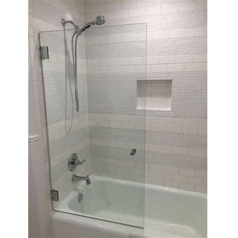 shower bathtub doors youll love wayfair