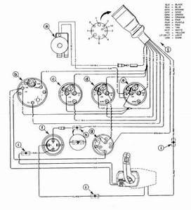 Marine Tachometer Wiring Diagram
