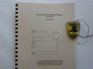 Antique Telephone Wiring    Do It Yourself With The