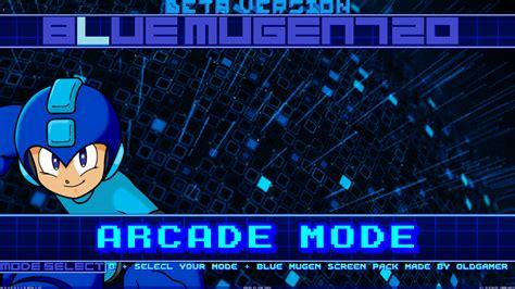 Bluemugen 720hd Beta Version For Mugen 1.1 Only